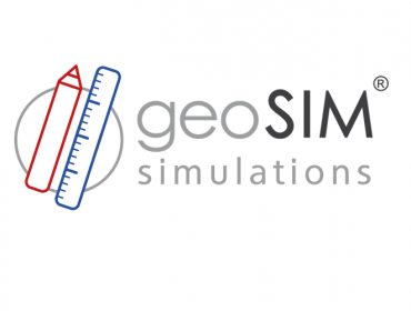 geoSIM logo website