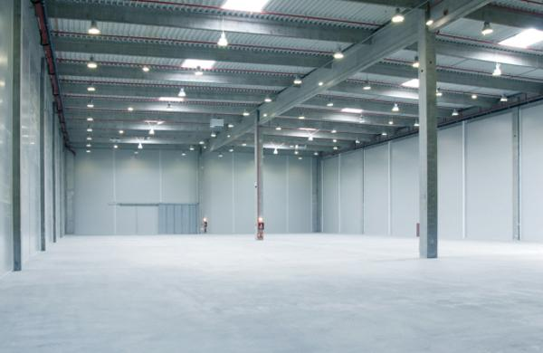 Industrial buildings - opportunity to cut energy costs by a significant amount